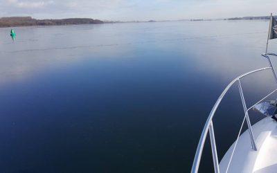 Bevroren Veerse Meer